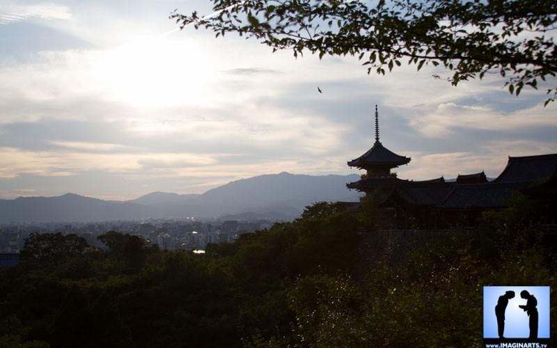 Temple à Kyoto
