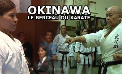 okinawa karate, le documentaire vu à la TV