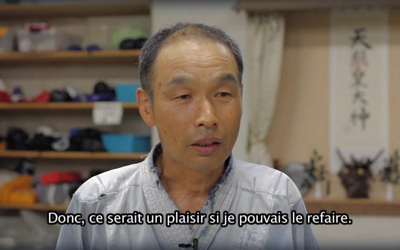 Terumi Washizu sensei