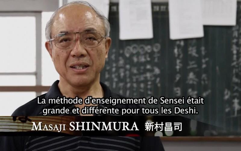 Shinmura interview à Shizuoka