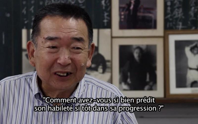 Interview au Yoseikan Aikido Yoseikan