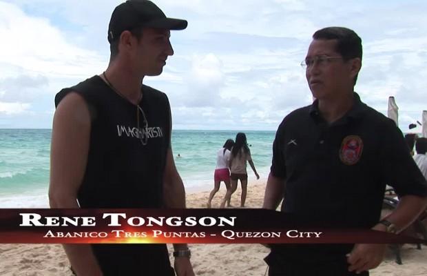 Las Tres Puntas - Master Tongson