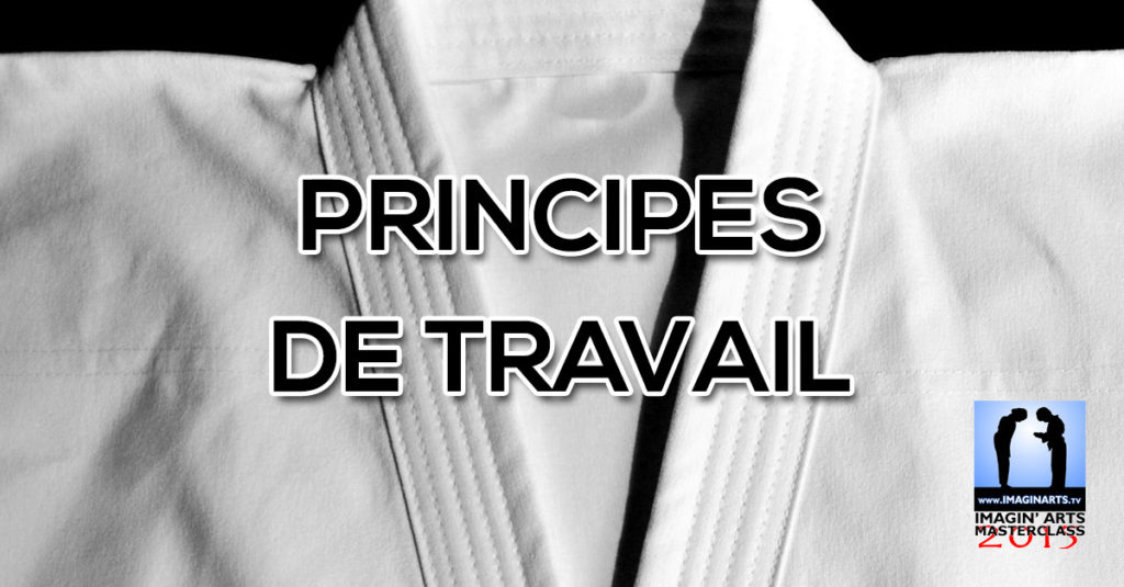 principes de travail au masterclass stage multi-disciplines arts martiaux