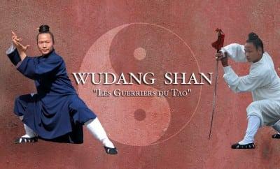 le documentaire Wudang Shan taiji avec maître Limin