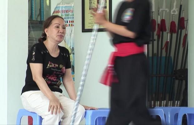 maître HO Hoa Hue