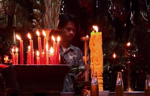 temple bouddhiste au Vietnam