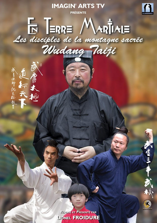 wudang disciples, le documentaire Tv