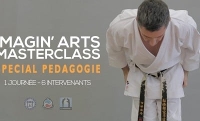 masterclass pedagagogie enseignant karaté et arts martiaux