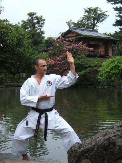 christian cabantous karate cami