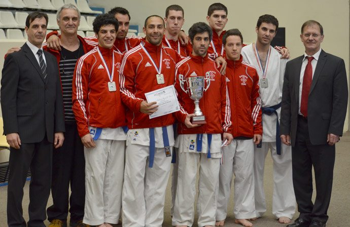 équipe combat karate shaolin toulouse