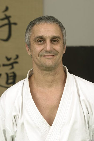 Lilian Froidure Karate