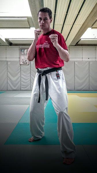 Olivier Brignon Karate