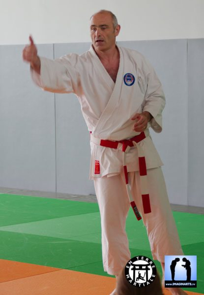 christian cabantous karate