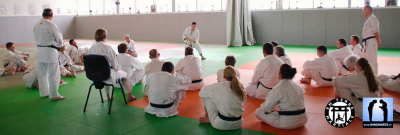 lionel froidure karate