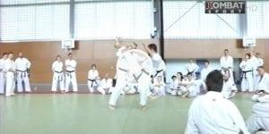 Karate - Emission Kombat Sport - Masterclass 2015 [vidéo 2/4]