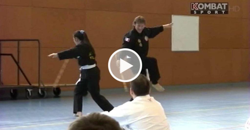 kombat sport arts martiaux vietnamien vo co truyen