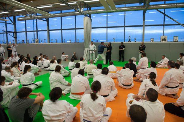 380 m2 de tatami au Blagnac Arts Martiaux