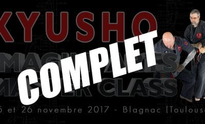 kyusho masterclass complet