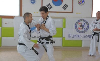 hapkido sonmudo documentaire