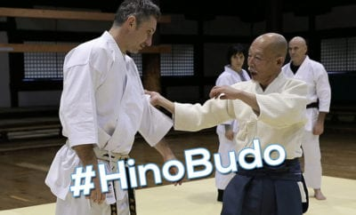 Hino Akira sensei - documentaire au coeur des principes