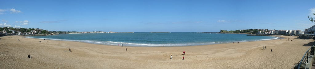 plage saint jean de luz